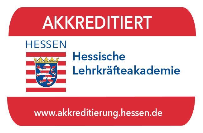 Logo Hessische Lehrkräfteakademie - Deutsches Ferninstitut für Bildung, Pädagogik und Sozialmanagement GmbH