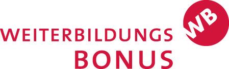 Logo Weiterbildungs Bonus - Deutsches Ferninstitut für Bildung, Pädagogik und Sozialmanagement GmbH