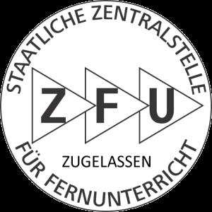 Logo ZFU - Deutsches Ferninstitut für Bildung, Pädagogik und Sozialmanagement GmbH