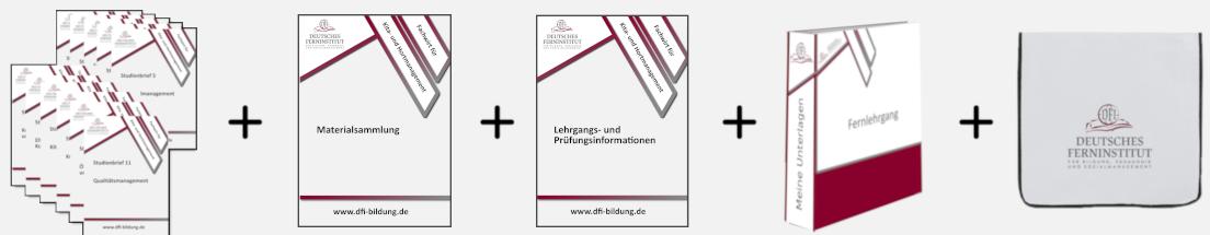 Leistungspaket - Deutsches Ferninstitut für Bildung, Pädagogik und Sozialmanagement GmbH