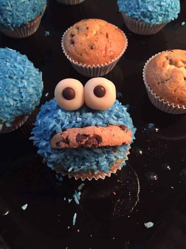 Muffins Cookie Monster - Deutsches Ferninstitut für Bildung, Pädagogik und Sozialmanagement GmbH